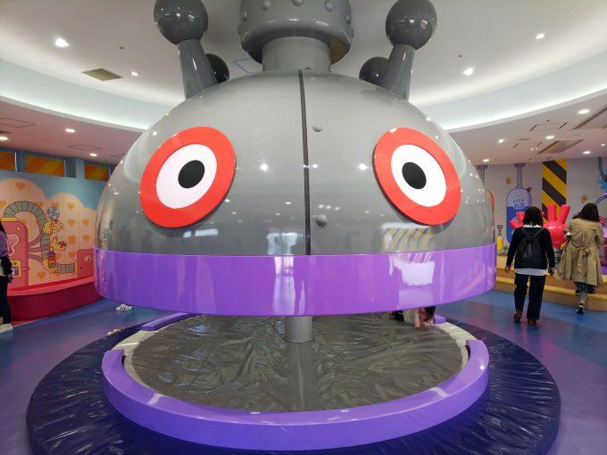 【神戸アンパンマンこどもミュージアム】バイキンひみつ基地《だだんだん》
