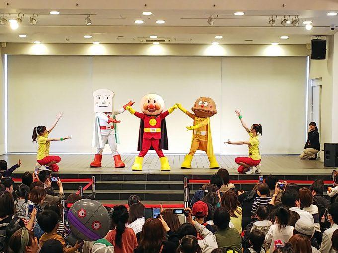 【神戸アンパンマンこどもミュージアム】イベント《アンパンマンショー》
