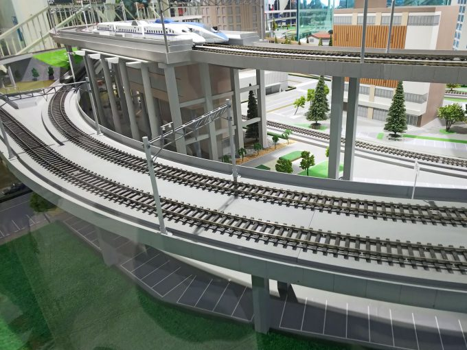 【京都鉄道博物館】本館2F《列車を安全に走らせよう》