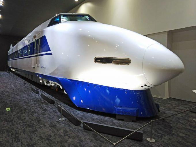 【京都鉄道博物館】展示車両(本館1F)《新幹線100系122形5003号車》