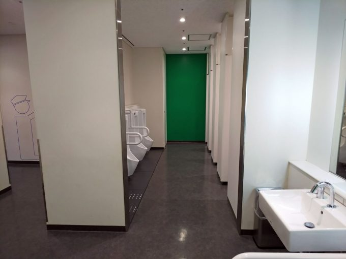 【京都鉄道博物館】施設設備《トイレ》