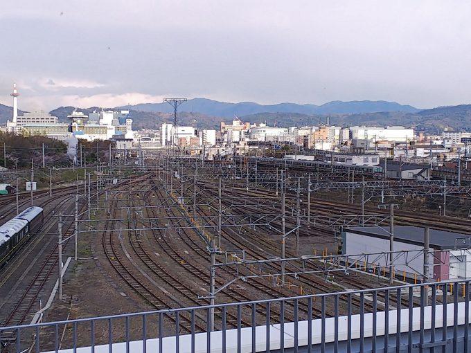 【京都鉄道博物館】本館3F《スカイテラス》
