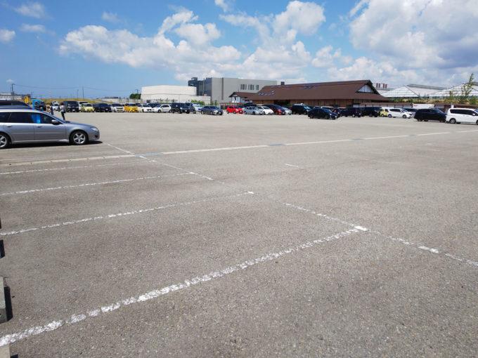 神戸どうぶつ王国のアクセス「駐車場」